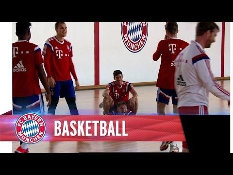 FC Bayern Shooting Hoops II