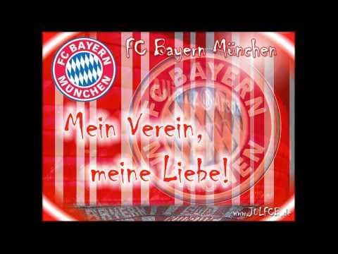 Fc Bayern München Lied 2012 (HQ) Original