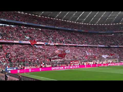 FC Bayern Forever Number One – Allianz Arena 2014 [HD]