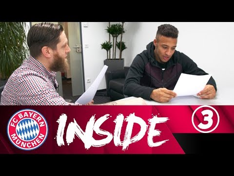 This is how the FC Bayern Stars learn German – Part 3 | Inside FC Bayern