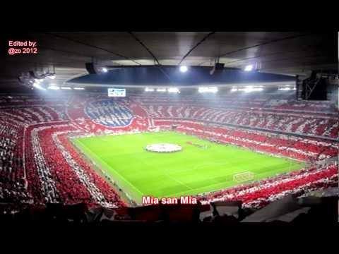 Mia San Mia (FC Bayern Vereinslied)   HD / with lyrics