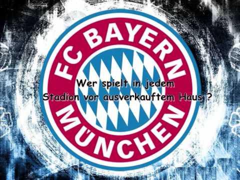 Fc Bayern Stern des Südens mit Text