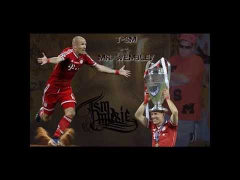 T-Sm – Mr. Wembley ( Official Arjen Robben Song ) / Download & Lyrics in Beschreibung