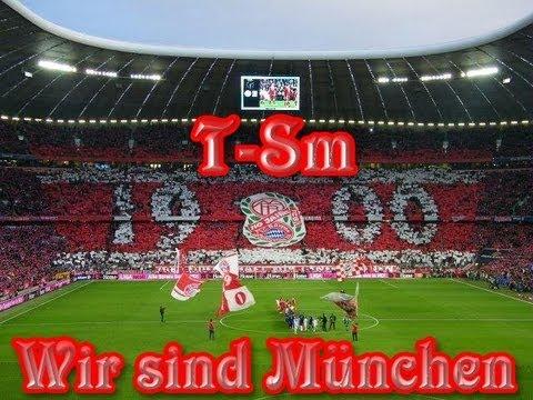 T-Sm Music – Wir sind München ( Fan-Foto-Video ) ( Facebook-Link,Download,Songtext in Beschreibung)