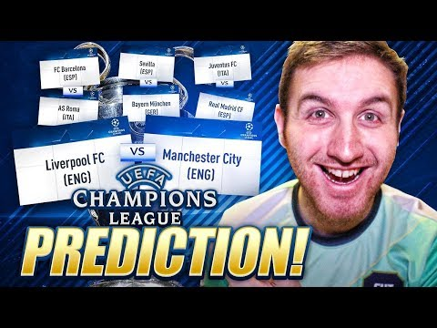 LIVERPOOL VS MAN CITY PREDICTION!