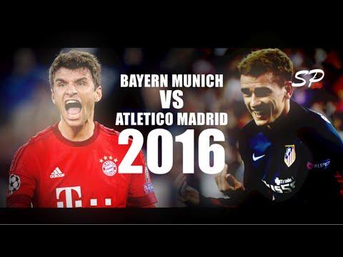 Bayern Munich vs Atlético Madrid (Agg: 2-2) – Promo