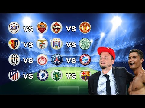 [🔴 Live] Champions League Konferrenz 2. Spieltag | Paris vs FC Bayern