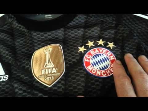 2014-2015 Bayern Munchen Munich Goalie Jersey Torwart Trikot shirt Review
