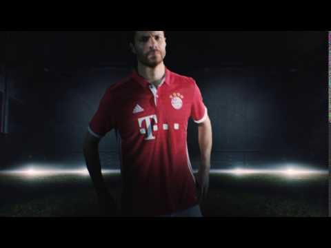 FC Bayern München 2016/17 adidas Home Kit