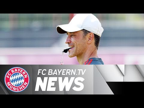 Against PSG: First FC Bayern Match for Niko Kovac