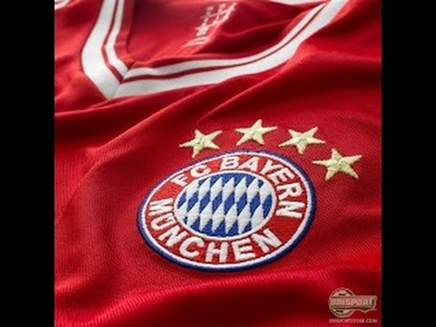 FC Bayern München 2013-14 Home & Goalkeeper Kit