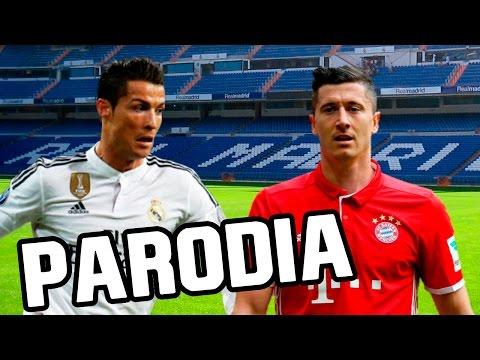 Canción Real Madrid vs Bayern Munich (Parodia Ed Sheeran -Shape Of You) 4-2