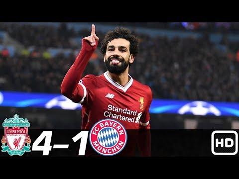 Liverpool vs Bayern Munich 4-1 – All Goals & Extended Highlights RÉSUMÉ & GOLES ( Last Matches ) HD