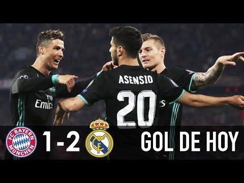 Bayern Real Madrid 1-2 I Bayern Munich 1 Real Madrid 2 I Champions League