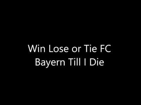 FC Bayern Forever Number One w/ Lyrics