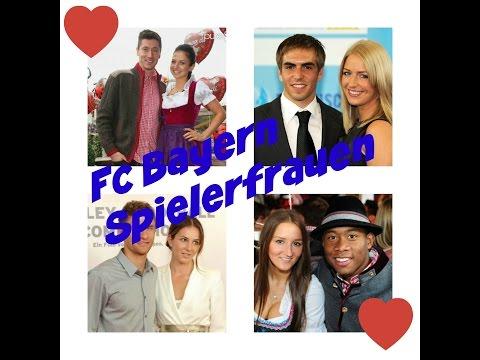 Fc Bayern Spielerfrauen 2014/2015