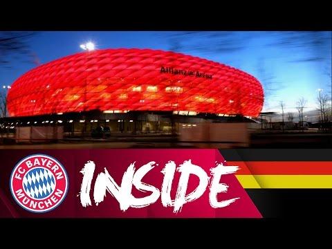 Hinter den Kulissen der Allianz Arena – Teil 2 | Inside FC Bayern