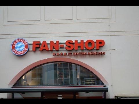 Fan-Shop Fc Bayern München Football
