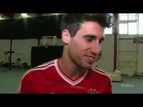 Nuevo twitter del FC Bayern en español