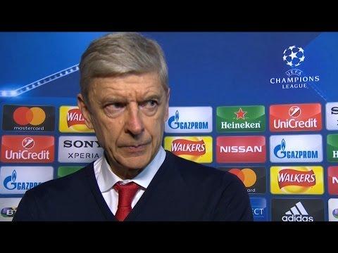 Arsenal 1-5 Bayern Munich (Agg 2-10) – Arsene Wenger Post Match Interview