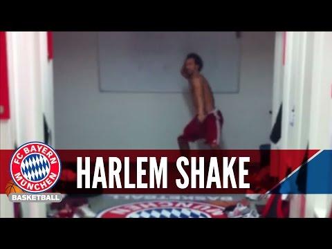 Harlem Shake FC Bayern München Basketball