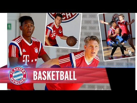 FC Bayern Shooting Hoops