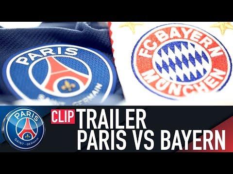 #LETSDREAM – PARIS SAINT-GERMAIN vs FC BAYERN MUNICH – TRAILER