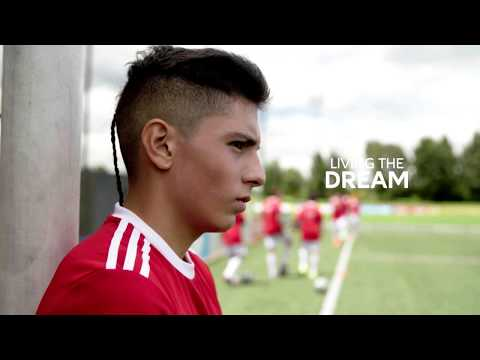 Living the Dream: Walking in FC Bayern Munich's players' footsteps