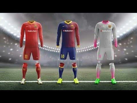 Football Kits 2018-19 ● REVEALED!!!