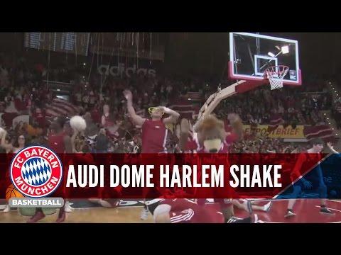 FC Bayern München Basketball Harlem Shake 03.03.2013