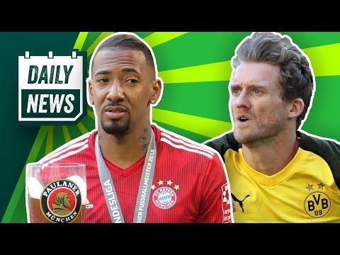 Transfer News: Boateng zu PSG, FC Bayern verpflichtet Supertalent! Schürrle in die Premier League!