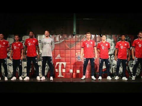 FC Bayern Munich 2018/19 Kit – Dream League Soccer Kits