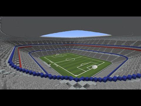 Allianz Arena – F.C. Bayern Munchen – Minecraft + DOWNLOAD