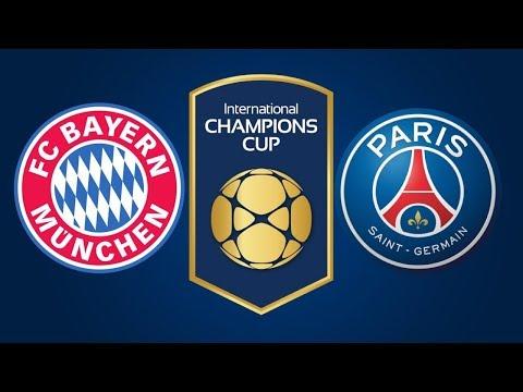 Bayern Munich vs PSG – ICC 2018 – PSG v Bayern LIVE