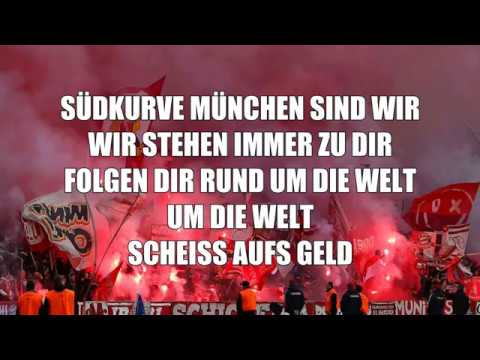 FC Bayern Fan Songs | Sudkurve Munchen chants Part 3