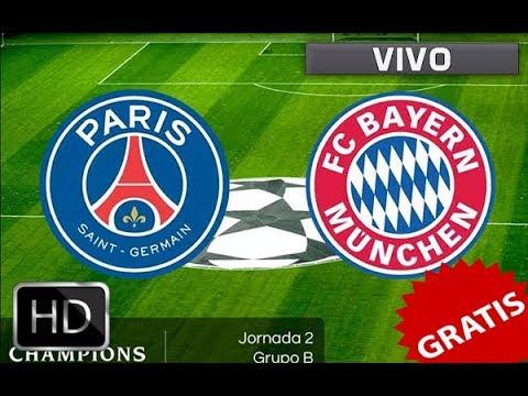Como y donde ver Psg vs Bayern munich en vivo online   Live Stream Champions League
