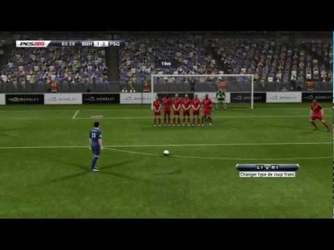 PES 2013 Online match Live Commentary – PSG vs Bayern [ FR ]