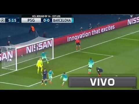 Champions League: FC Barcelona vs PSG en vivo online gratis