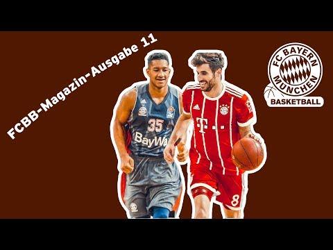 FC Bayern Basketball Magazin: Ausgabe 11