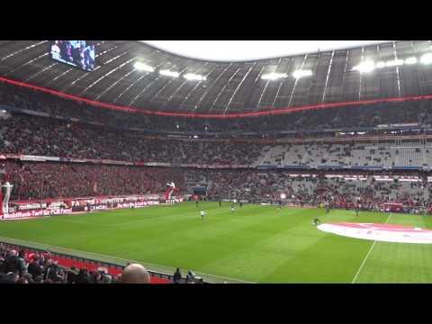 Deutscher Fußballmeister FCB (Song) – 04.02.2017 (Bayern München – FC Schalke 04)
