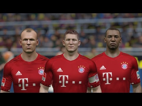 FIFA 15 | FC Bayern Munich New Home Kit 15/16