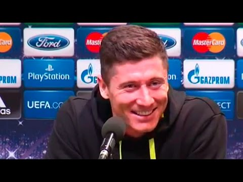 Lewandowski Five Goals In Nine Minutes – 'I Lost Count!' Says Bayern Star