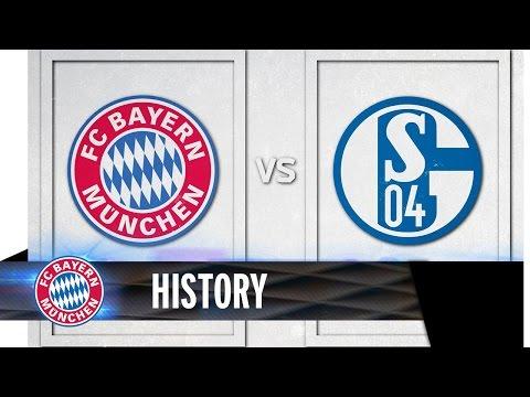 History | FC Bayern vs. FC Schalke 04