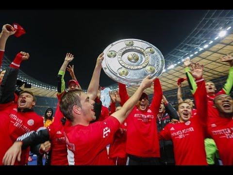 FC Bayern Wins Earliest Championship in Bundesliga History!