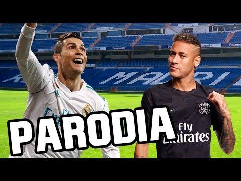 Canción Real Madrid vs PSG 3-1 (Parodia Enrique Iglesias ft. Bad Bunny – EL BAÑO)