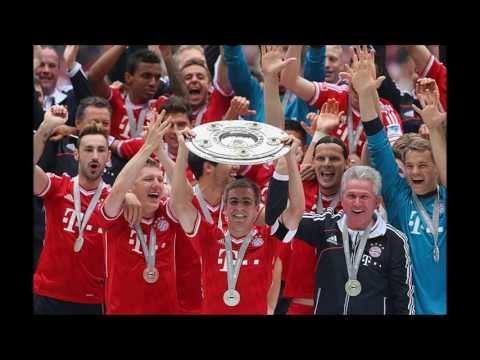 Tage voller Sonne – FC Bayern München