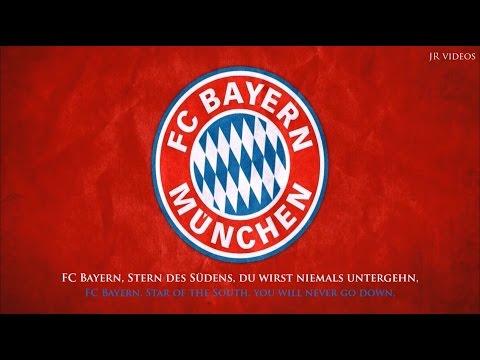 Club Anthem of FC Bayern Munich (DE/EN) – Offizielle Vereinslied FC Bayern München