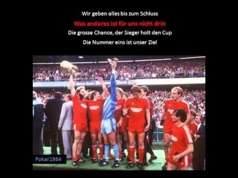 FC Bayern Forever number one (lyrics and images from all titles)