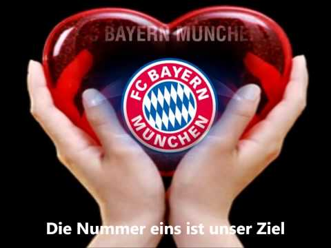 Fc Bayern Forever number one lyrics