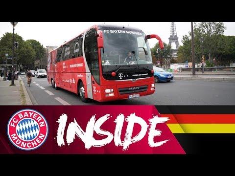 So sieht's im FC Bayern Mannschaftsbus aus! 🚌  – Teil 1 | Inside FC Bayern